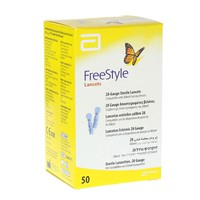 FREESTYLE LANCETS 50ΤΕΜ