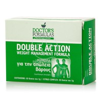 DOCTOR'S FORMULAS - Double Action - 60tabs