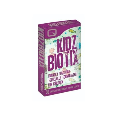 Quest Vitamins - Kidz Biotix - 30caps