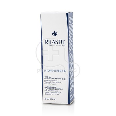 RILASTIL - HYDROTENSEUR Antiwrinkle Nourishing Cream - 50ml