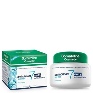 Somatoline cosmetic fresh gel 400ml