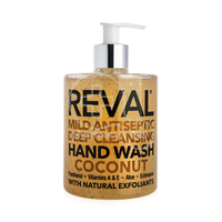 INTERMED - REVAL Mild Antiseptic Deep Cleansing Hand Wash (Coconut) - 500ml