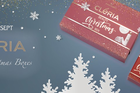 Beauty Christmas Box της CLERIA