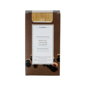 Korres argan oil no 8.7