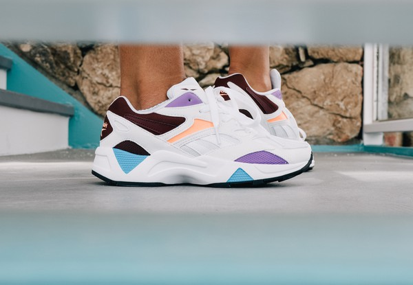 Reebok Classic relaunches signature 90's runner Aztrek 96 for the first time