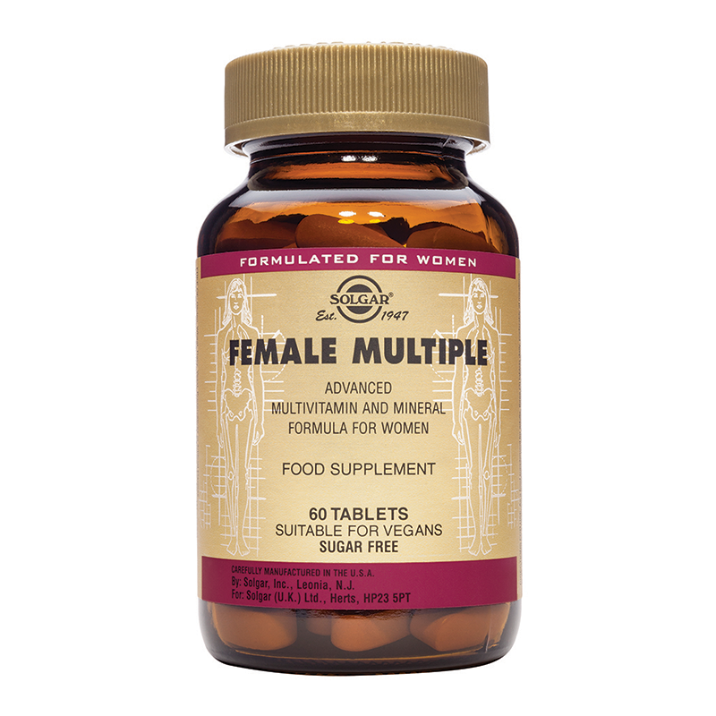 Female Multiple tablets
