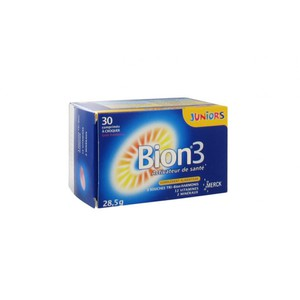 Bion 3 junior 30 tabs