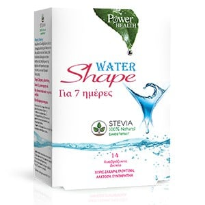 POWER HEALTH 7days water shape stevia  program για