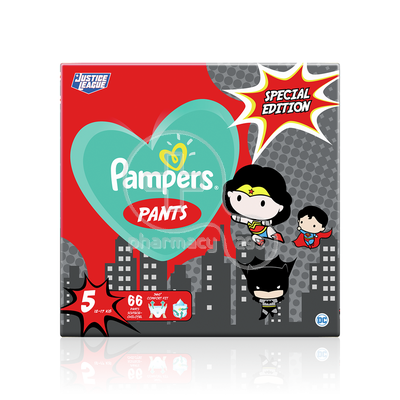 PAMPERS - SPECIAL EDITION Pants No5 (12-17kg) - 66 πάνες