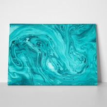 Turquoise marble acrylic background 233530864 a
