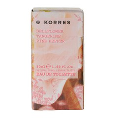 Korres Γυναικείο Άρωμα Bellflower/Tangerine/Pink Pepper 50ml