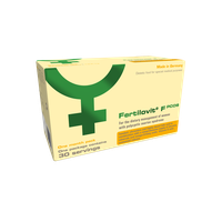 FERTILOVIT F PCOS ONE MONTH PACK(30 VITAMIN CAPS & 30 OMEGA 3 CAPS & 30 SACHETS)