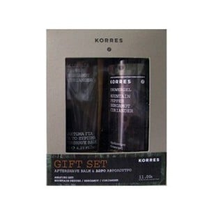 Korres gift set mountain pepper