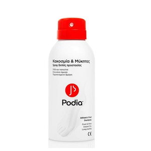 Podia athete s foot deospray kakosmia mykites spray 150ml enlarge