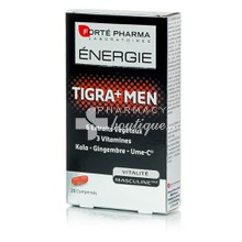 Forte Pharma ENERGY TIGRA+ MEN - Σεξουαλική Τόνωση, 28 caps