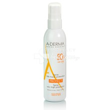 A-Derma Protect SPF50+ SPRAY - Σώμα, 200ml