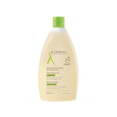 A DERMA GEL DOUCHE SURGRAS -15% 500ML
