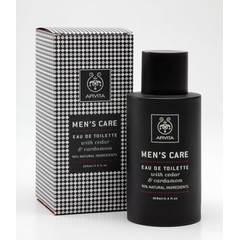Apivita Mens Care Eau De Toilette, 100ml