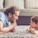 How much time should a father spent with his child?