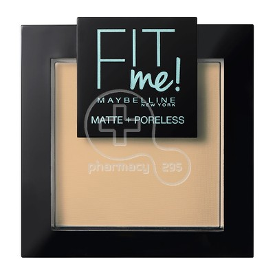 MAYBELLINE - FIT ME Matte & Poreless Powder No250 (Sun Beige) - 9gr