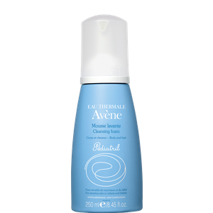 AVENE Pediatril mousse lavante - αφρός καθαρισμού 250ml