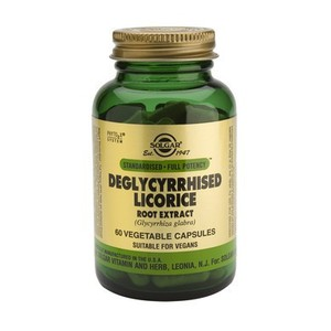 Solgar licorise root extract