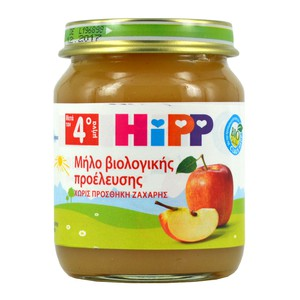 Hipp apple cream 190gr