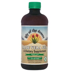 Nature's Plus Whole Leaf Aloe Vera Gel 99,5% 946ml