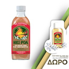Hei Poa Pure Tahiti Monoi Oil Golden Mother of Pearl Λάδι για το Σώμα & τα Μαλλιά 100ml. Λάδι με ενυδατικές και επανορθωτικές ιδιότητες, περιέχει 91% λάδι Monoi από την Ταϊτή.