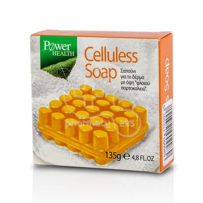 POWER HEALTH - Celluless Soap - 135gr