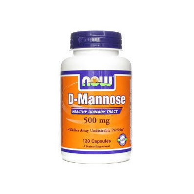 Now foods d  mannose 500 mg