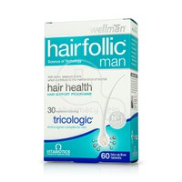 VITABIOTICS - HAIRFOLLIC Man - 60tabs