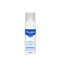 MUSTELA NEWBORNS FOAM SHAMPOO NORMAL SKIN  150ML