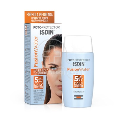 ISDIN - FOTOPROTECTOR Fusion Water SPF50+ - 50ml