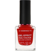 Korres Gel Effect Nail Colour Νο45 Coral