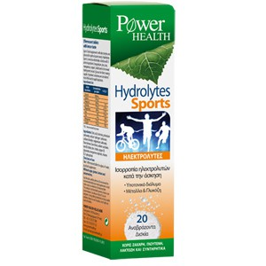Power health hydrolytes sport