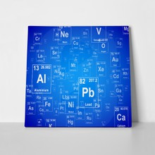 Background periodic table 172586168 a