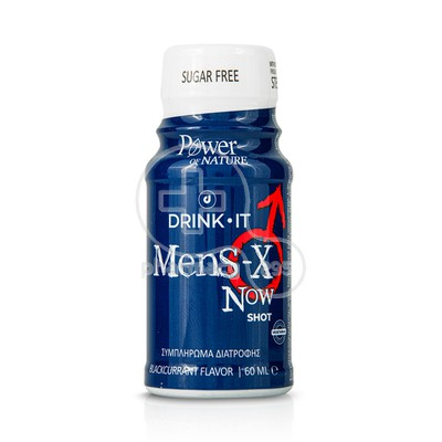 POWER HEALTH - DRINK IT MEN'S-X Now Shot - 60ml