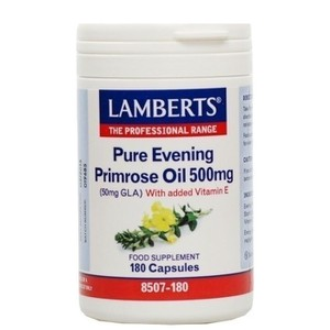 Lamberts evening primose oil 500mg 180caps o6 enlarge