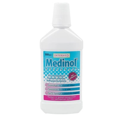 InterMed Medinol Mouthwash 500ml
