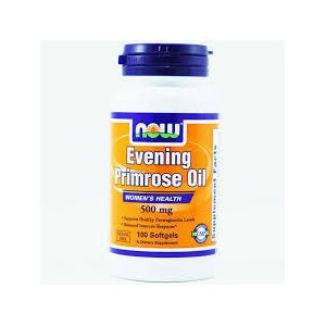 Now foods evening primose oil 500 mg