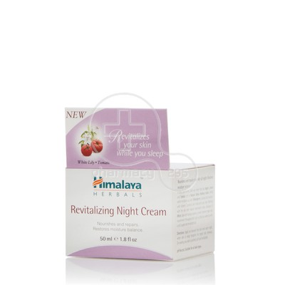 HIMALAYA - Revitilizing Night Cream - 50ml