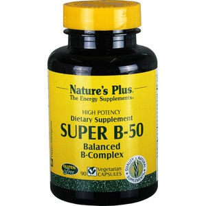 Nature s plus super b50