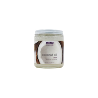 NOW COCONUT OIL NATURAL 207ML