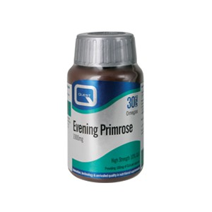 QUEST Evening primrose oil 1000mg 30caps