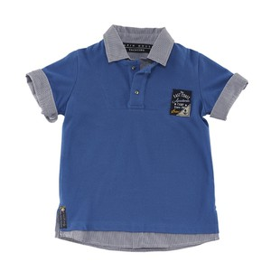 Polo t-shirt με στάμπα