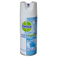 DETTOL SPRAY MOUNTAIN AIR 400ML