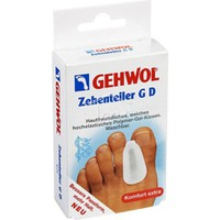 GEHWOL TOE DIVIDER G D SMALL 3UNITS