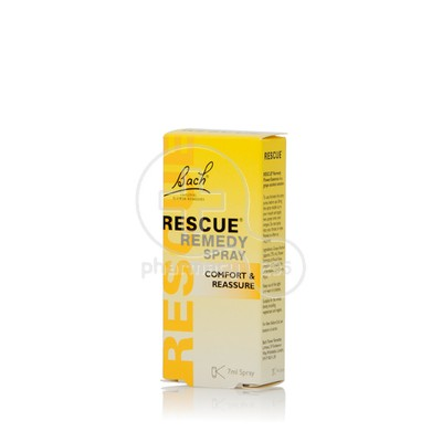 POWER HEALTH - BACH RESCUE Remedy Spray - 7ml