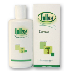 Inpa, Follon Shampoo, 200 ml